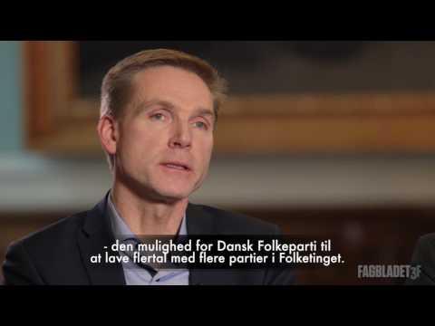 Frederiksen og Thulesen Dahl søger endnu tættere samarbejde