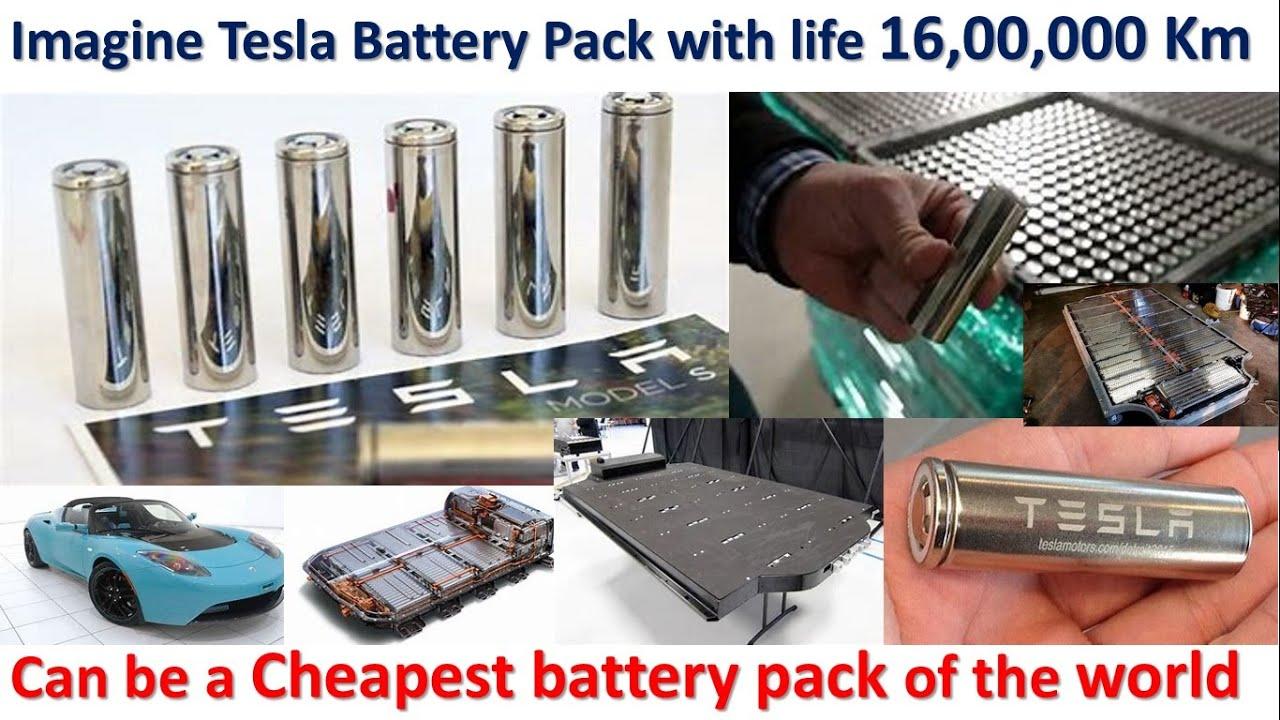 Tesla Cheapest Battery Pack | tesla highest charging life ...