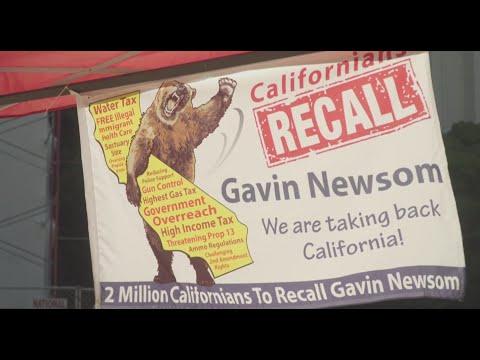 ? RSBN LIVE in Ventura, CA for Recall Governor Gavin Newsom Rally