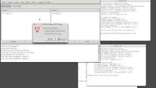 Mininet TCP (Telnet) Hijacking Attack Demo