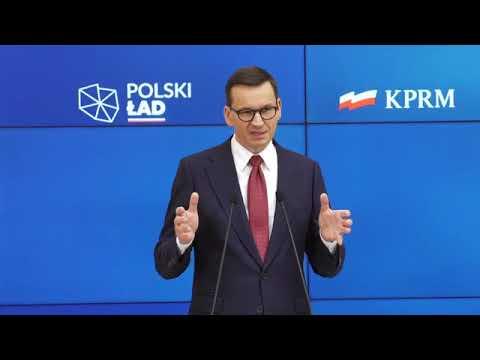 Download Konferencja prasowa premiera Mateusza Morawieckiego oraz wiceministra zdrowia Waldemara Kraski.