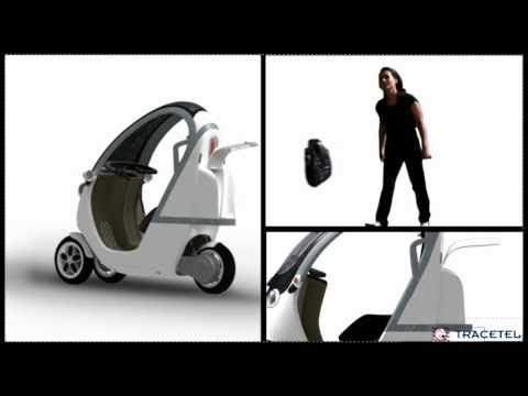 whoop tricycle urbain moteur lectrique youtube. Black Bedroom Furniture Sets. Home Design Ideas