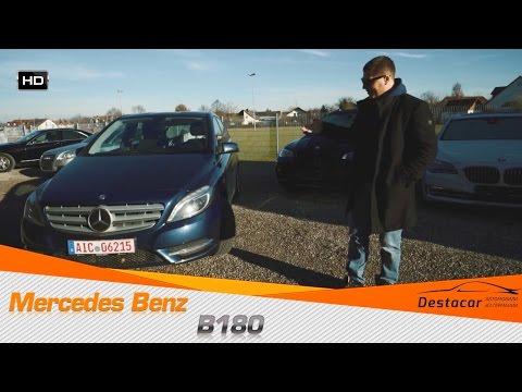 Mercedes Benz B180 W246 из Германии, цена, обзор, потеря стоимости.