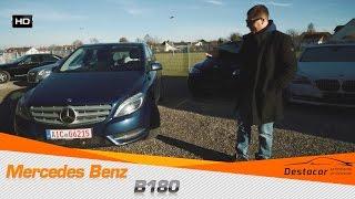 Mercedes Benz B180 W246 з Німеччини, ціна, огляд, втрата вартості.