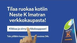 Neste K Imatra - Tilaa verkkokaupasta (MTV3 suoratoisto, 15sec huhtikuu 2020)
