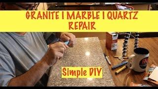 GRANITE I MARBLE I QUARTZ Repair  E124