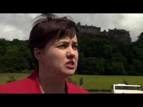 GE2017 fallout: Ruth Davidson calls for cross party deal on Brexit negotiations
