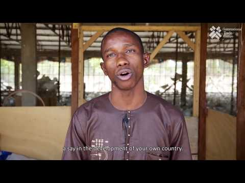 The Gambian poultry entrepreneur