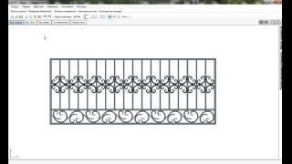 Видео урок KOVKA3D v.2.0. - Библиотека редактируемых элементов.