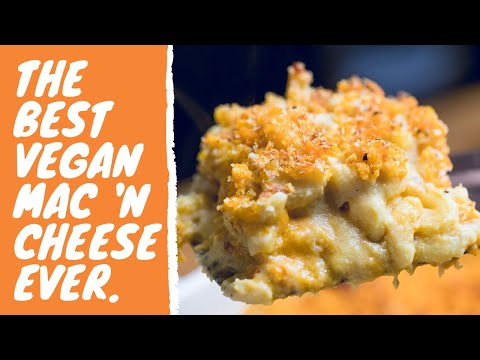 How to Make the Best Vegan Mac and Cheese (Stovetop and Baked Versions)