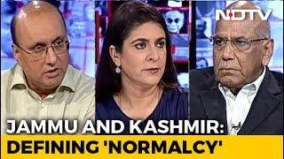 The NDTV Dialogues | Article 370: The Road Ahead