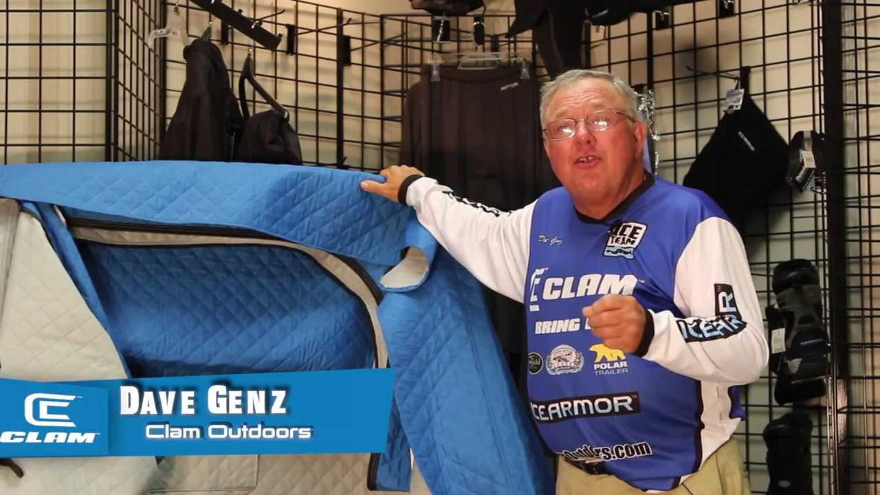 Dave genz legend thermal fish trap youtube for Dave genz fish trap