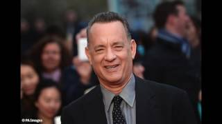 tom hanks talks new film a hologram for the king and family worries