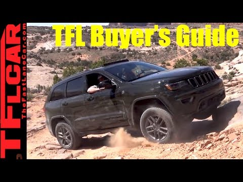 Which Jeep Grand Cherokee Should I Buy? TFL Comprehensive Buyer's Guide