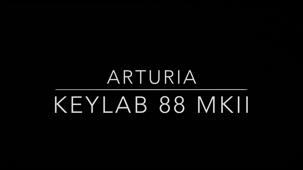 ARTURIA Labkey 88 MKll UNBOXING