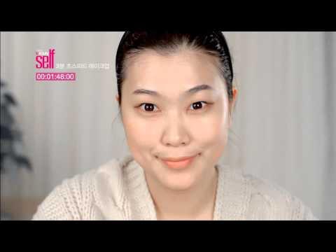 韩国女孩-化妆技巧(3分钟快速化妆)-女生必看@@