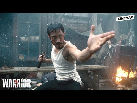 Warrior | Season 2 Official Trailer | Cinemax