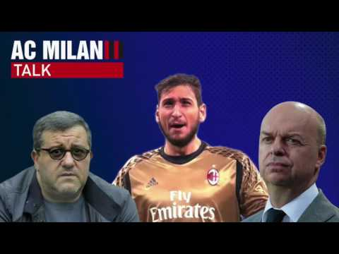 The Donnarumma fallout as AC Milan starlet rejects contract renewal