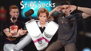 Gambar cover Why Trevor Almost Got Sued | Stiff Socks Podcast Ep. 27
