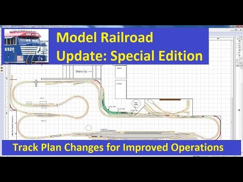 MRUV: Special Edition- Track Plan Changes