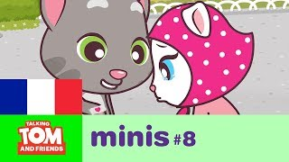 Talking Tom and Friends Minis - Les biscuits chinoisl (Épisode 8)