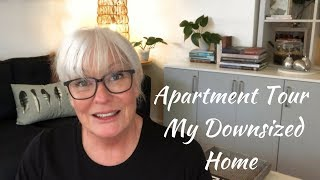 Apartment Tour |  My Downsized Home