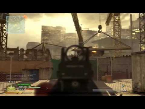 MW2 Commentary: Free For All 4 on Highrise