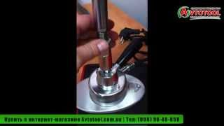 Видео-обзор Вулканизатор с пневматическим прижимом TORIN TRAD001Q | «AVTOTOOL™»