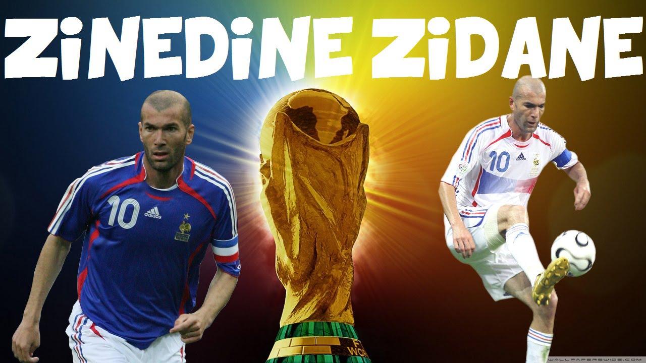 A Zinedine Qui L'homme Zidane L'histoire Marqué sthrCQd