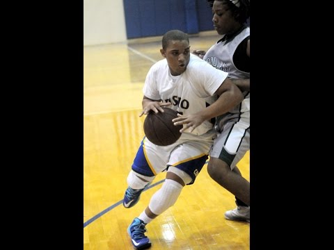 Lawrence Hickson 6'0 #22 Highlights #1 Edisto High School Varsity Basketball Team Cordova Sc