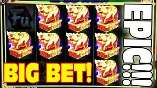 BRAVE BIG BET LEADS TO EPIC DAY AT LAS VEGAS CASINO