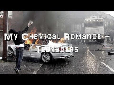 My Chemical Romance  Teenagers Acoustic LyricsKaraoke