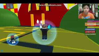 jouer ROBLOX:escape McDonald ' s : D-.-