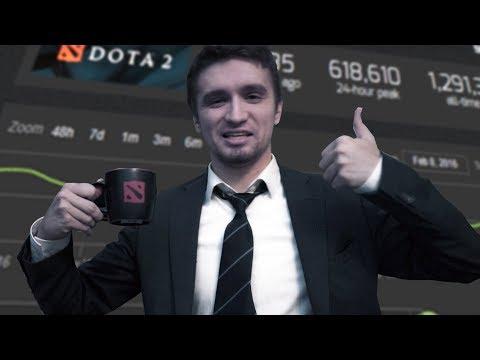 видео: ОБРАЩЕНИЕ К ГЕЙБУ: Я СПАСУ ДОТУ!