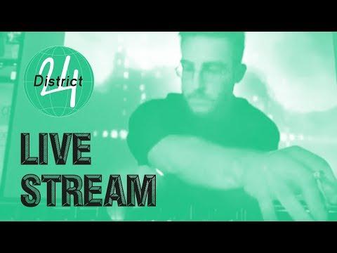 #1 District 24 Livestream DJ Set