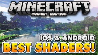 How to install shaders in minecraft pe 1.2.8 2018