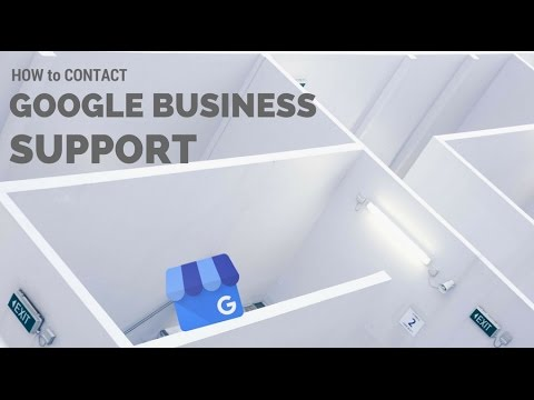 How to Contact Google Business Support - Google Business Pages