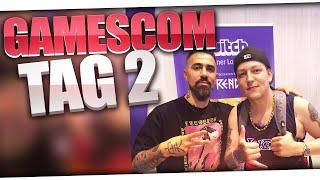 Gamescom mit Bushido | Tag 2 | MontanaBlack