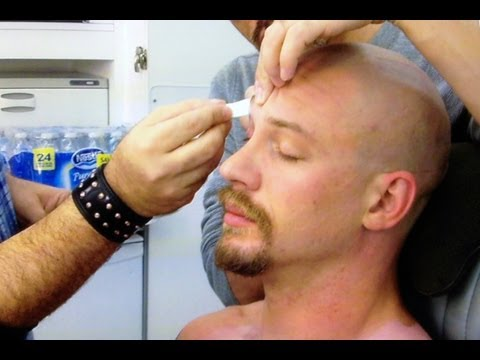 The Dark Knight Rises - Bane Behind The Scenes [HD]