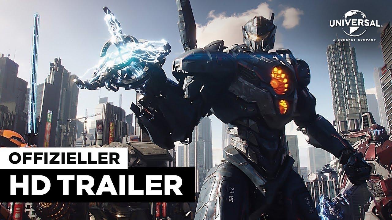 Pacific Rim: Uprising - Trailer HD deutsch / german - Trailer FSK 12