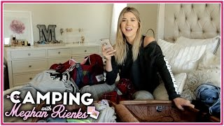 How to Pack for Camp! I Camping with Meghan Rienks Ep 1