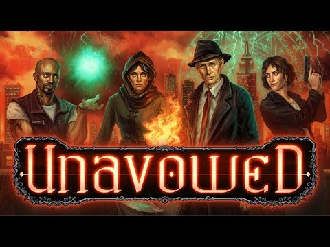 Unavowed launch trailer