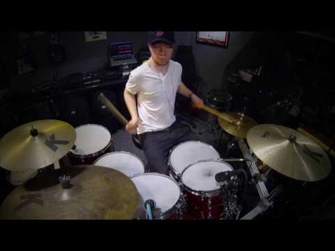 Dirty Vibe by Skrillex- Drum Cover by Sam Edwards