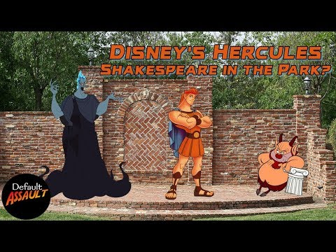 Disney's HERCULES Coming to Shakespeare in the Park? | Default Assault