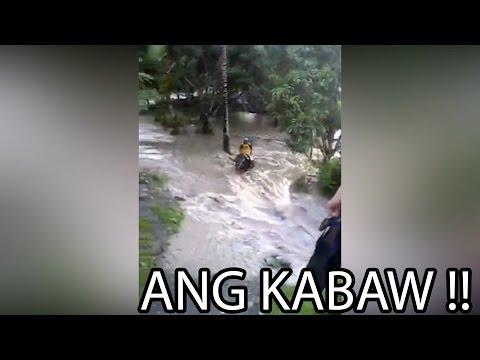 Ang KABAW, ang TAO !! (Facebook Viral Video)