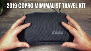 My 2019 Minimalist GoPro/Camera Travel Kit