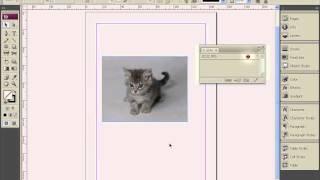 Связанные файлы в Adobe InDesign