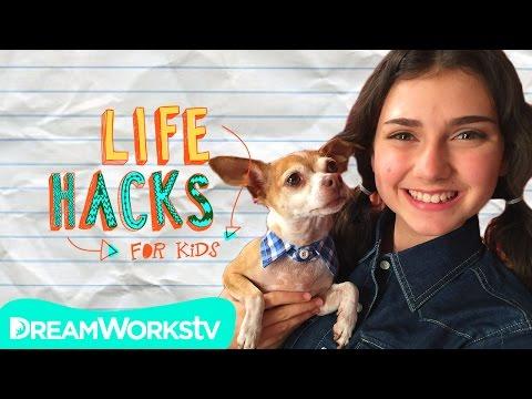 more-dog-hacks-|-life-hacks-for-kids