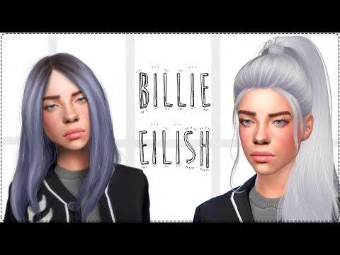 • Billie Eilish // CAS: The Sims 4 •