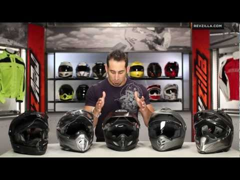 Thumbnail for Dual Sport Helmet Overview and Buying Guide